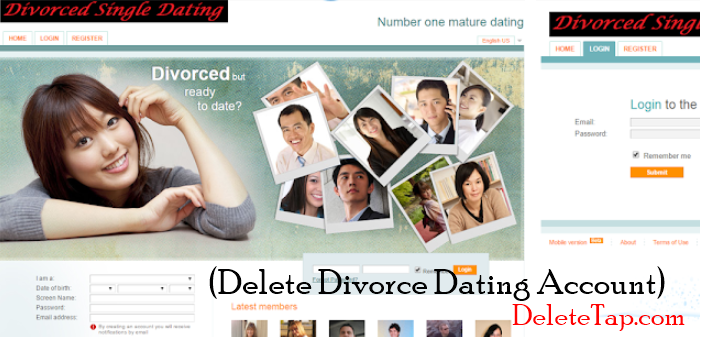 How to delete a dating account, delete all dating sites, how to delete dating app account, delete all dating sites on my phone, how do i delete my dating.com account, delete free dating account, Delete Divorce Dating Account,